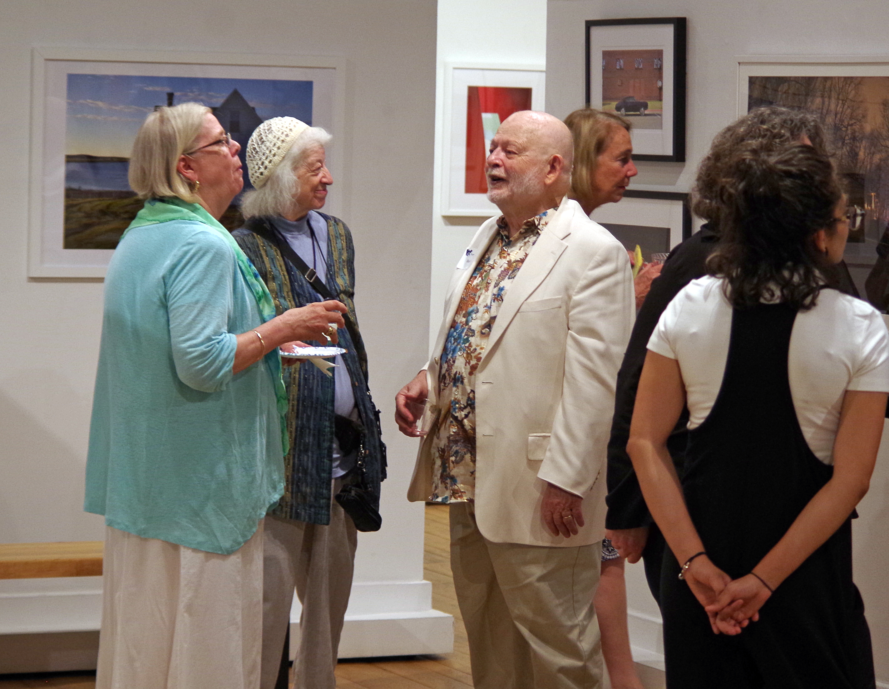 Art in August Reception: Bob Hesse