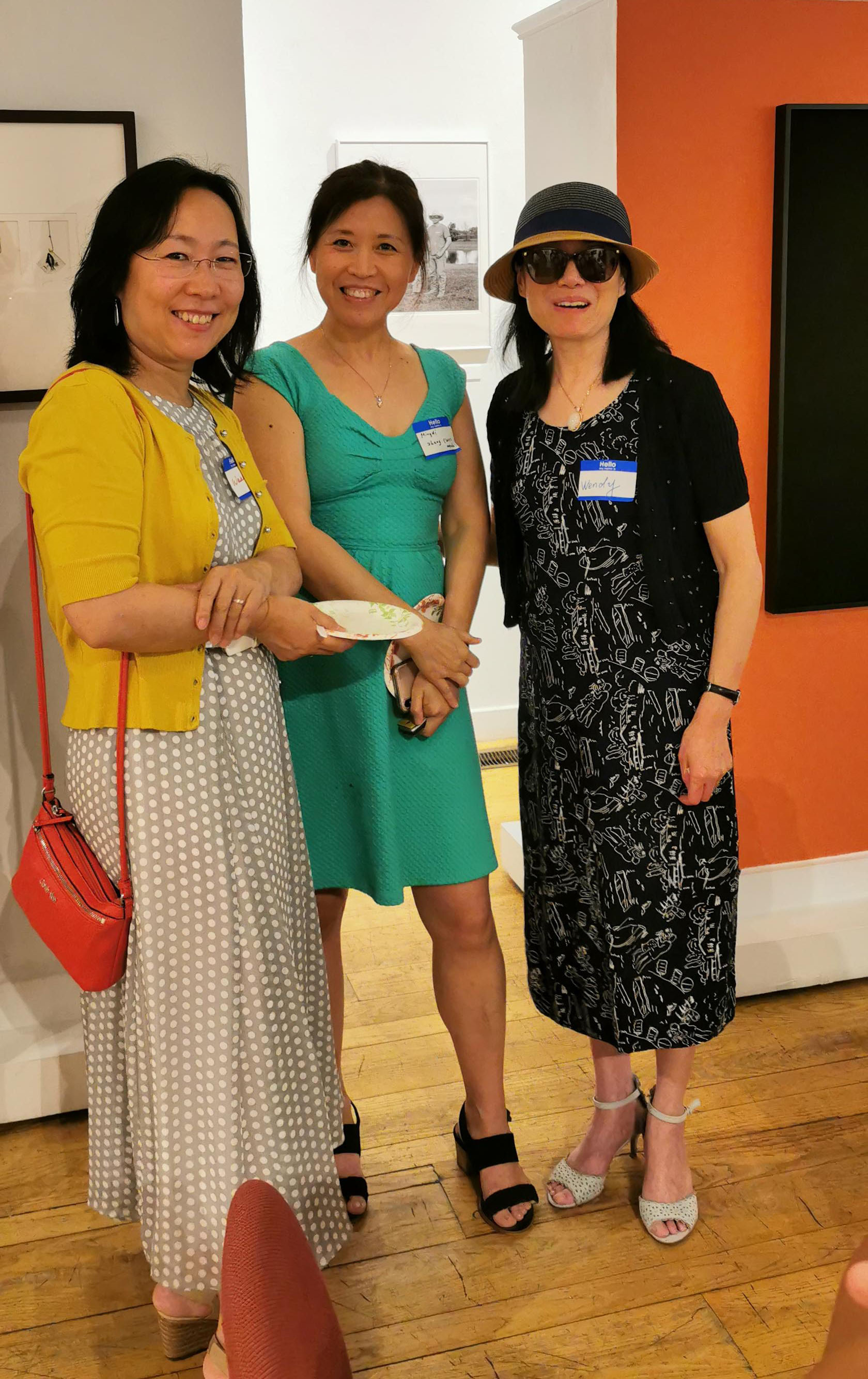 Art in August Gala Reception 2019
