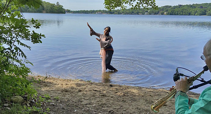 """This is Winchester"" slide"