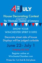 Fourth of July House Decorating Contest